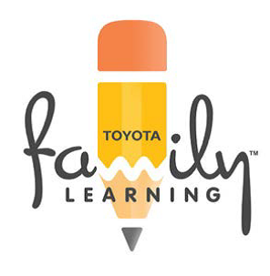 Toyota Family Learning Logo