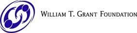 William T. Grant Foundation Logo