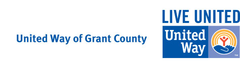 United Way Grant County Logo