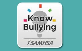 Knowbullying - SAMHSA
