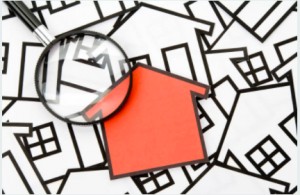 Real estate agency - Stock image