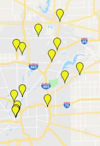 Map Plots