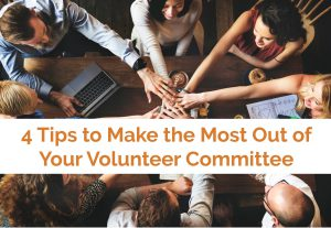 volunteer committee blog
